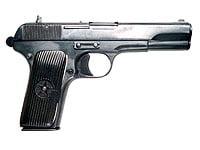 Пистолет ТТ (Тульский Токарева) 24